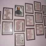 Виставка вишитих творів Т.Шевченка