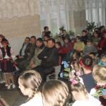 Гості у залі серед глядачів