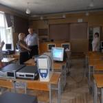 Другий комп'ютерний клас на базі кабінету фізики