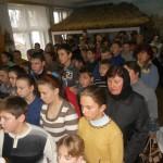 Кімната-музей приймала сьогодні велику кількість гостей