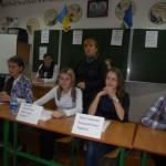 Подольська Г.В. розпочала засідання гуртка