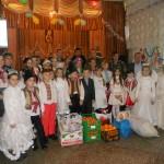 Спільне фото з українськими козаками