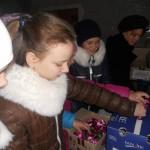 Учні 6 класу віддали усі свої цукерки солдатам