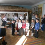 Ярослава Гречаник розповідає про вишитий рушник
