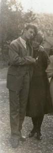 На весіллі в Білобожниці (серпень 1988 р.)