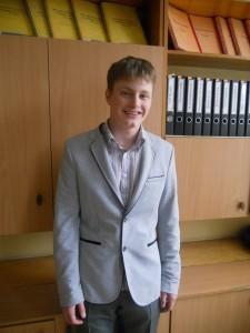 Наш Олександр Чабан-переможець районної та обласної олімпіади з економіки