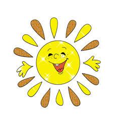 Нехай завжди Вам сонечко всміхається!
