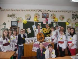 Учасники гри Соняшник-7-8-класи